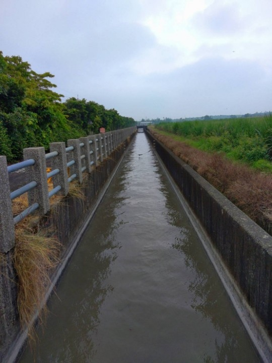 雲林農田水利會洪國浩會長指示所屬啟動救旱機制。(記者張達雄攝影)
