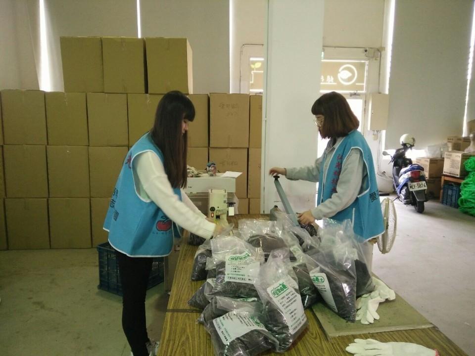 「回收學園」學生服務學習計畫 即日起開放報名。(記者林俊維翻攝)