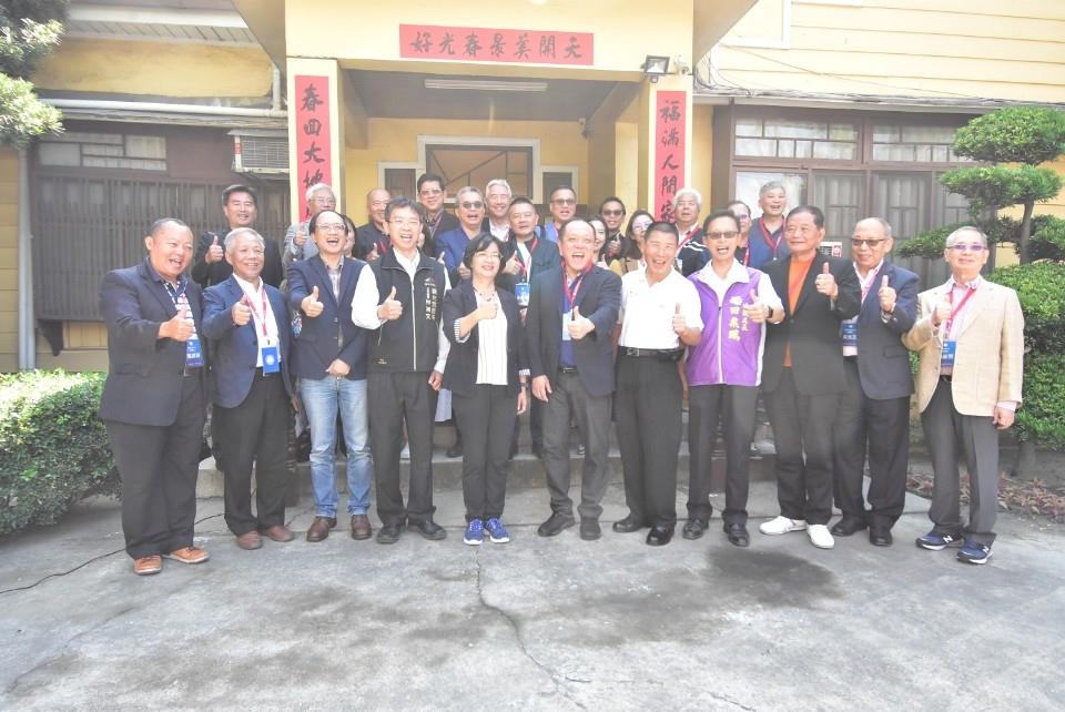歡迎台灣國際郵輪協會來彰化 深度探訪彰化 體驗彰化之美。(記者游樂華翻攝).jpg