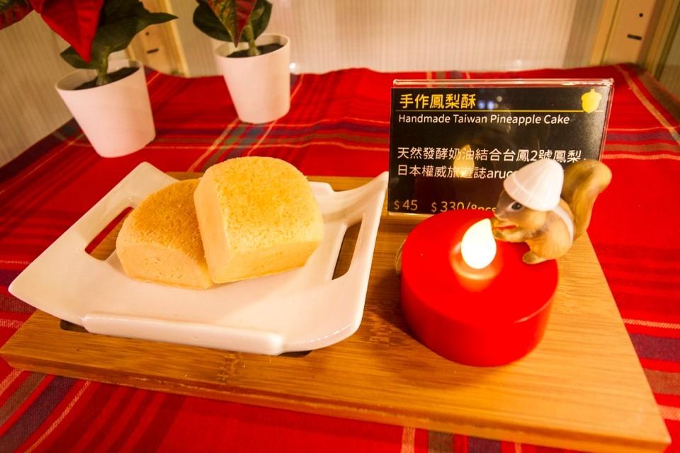 華山市場 松鼠Bonbon甜點專賣店 傳統歐風下午茶的點心翹楚。(特約記者林有定翻攝).jpg