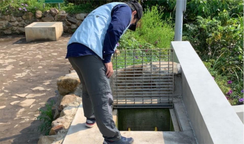 免費住宅水保設施檢查 優良社區公開表揚。(特約記者林有定翻攝).jpg