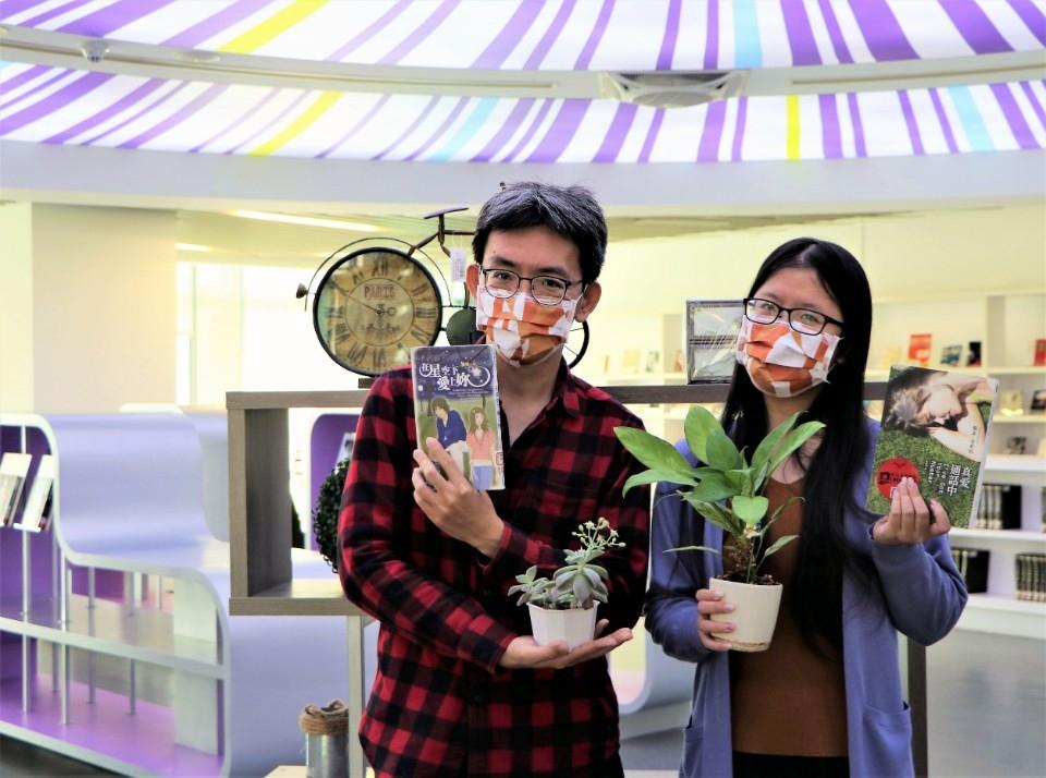 綠色浪漫!植感圖書館邀大家一起「樹」說愛情!。(特約記者林有定翻攝).jpg