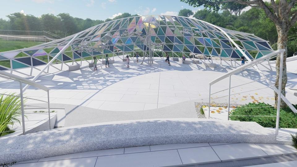 結合「牽罟」特色 石門將闢新北第一座地景式藝術公園。(特約記者林有定翻攝).jpg