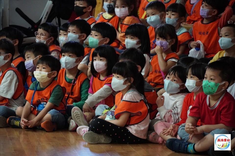 量身定製幼兒專屬音樂劇~南海實驗幼兒園110年度戲劇活動。(特約記者林有定翻攝).jpg