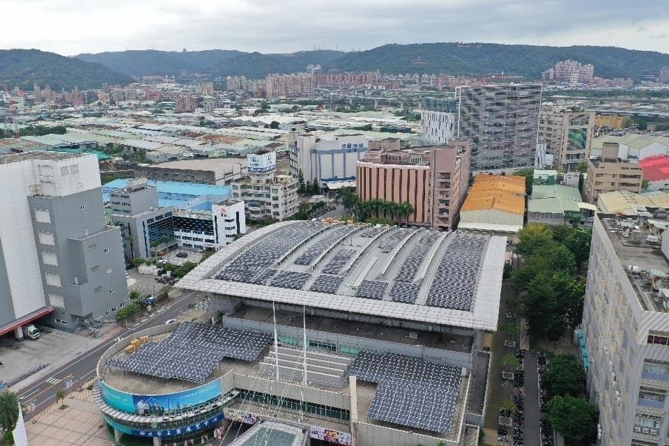 新北力推太陽光電發展 每案補助最高達50萬 歡迎全民積極響應。(特約記者林有定翻攝).jpg