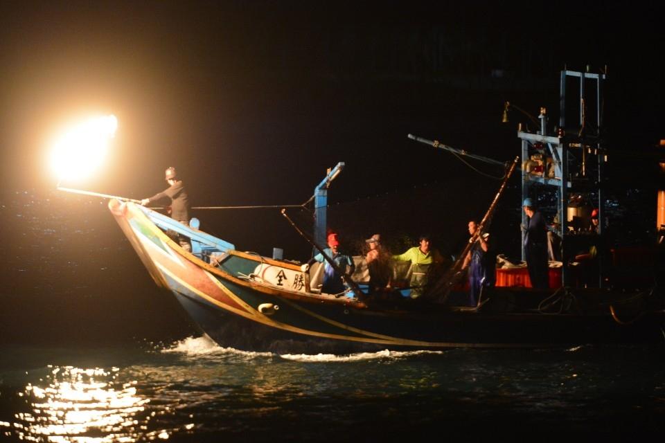 響應世界青年技能日 磺港漁二代持續鑽研漁產營銷經營模式。(特約記者林有定翻攝).jpg