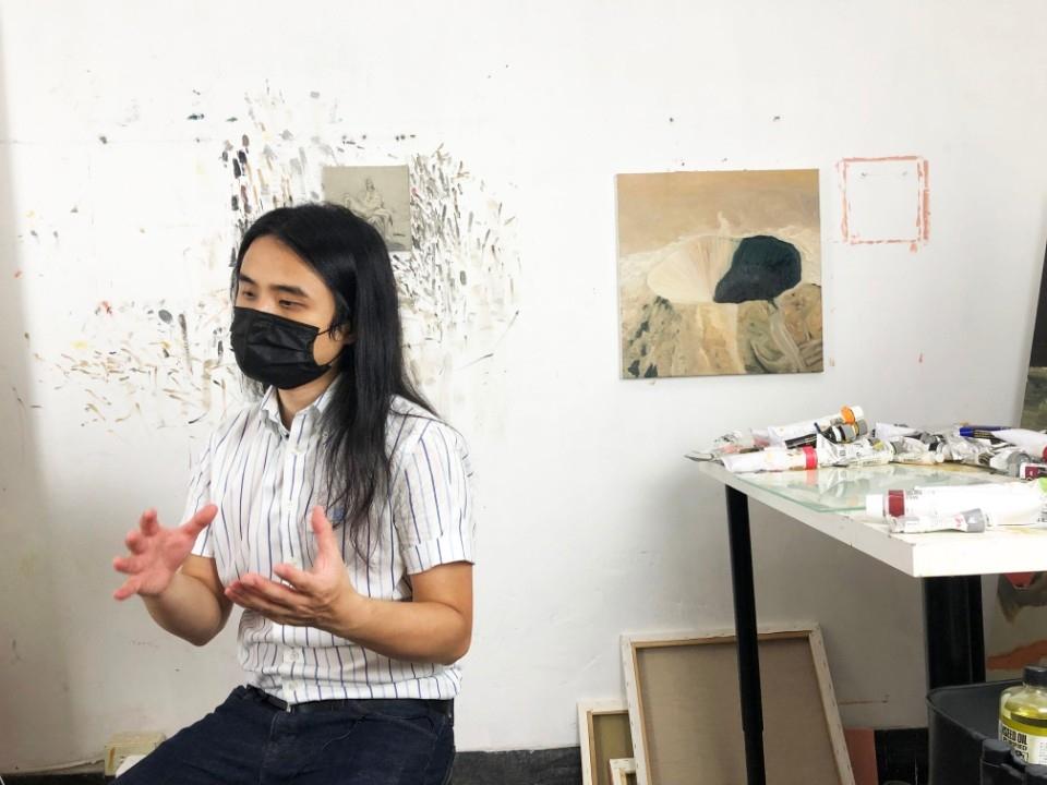 《435 ART TALKS》線上藝術講堂 86起每週五邀民眾零距離享受藝術魅力!。(特約記者林有定翻攝).jpg