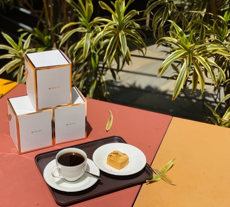 「啡」你不可的中秋節好味道 咖啡和月餅相遇了 盤點北捷嚴選哥斯大黎加、日曬耶加雪菲及曼巴的糕餅好朋友。(特約記者林有定翻攝)